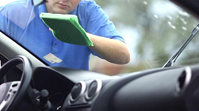 Araç dış temizliği